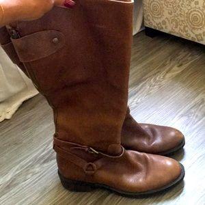 Vintage Enzo Angiolini High Knee Boots